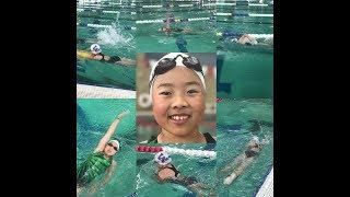 Swimming Workout and Training   Tiara Kim   TigerFamilyLife~