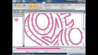 Уроки PE-Deign: Создание дизайна машинной вышивки в технике Ришелье