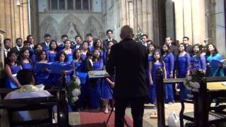 Ring Christmas Bells / We 3 Kings - Medley - Wild Voices Choir