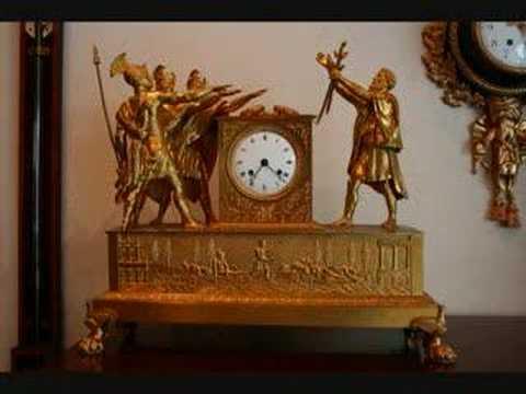 Antique Clocks- of Royal Quality