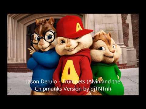 Jason Derulo - Trumpets ( Alvin and the Chipmunks Version )