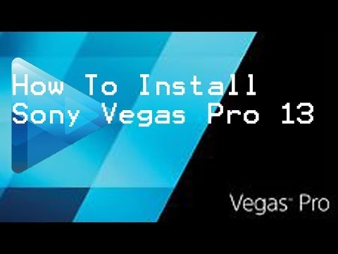 How To Download Sony Vegas 13 For Free Full Version HD | FunnyDog.TV