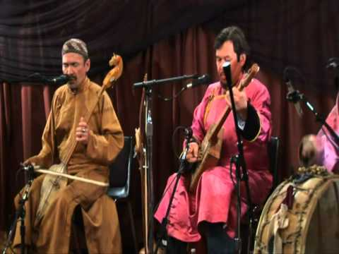 Huun Huur Tu - Ancient Shamanic Rock 1
