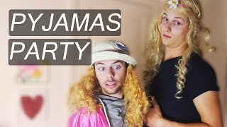 RITTA HOLDER PYJAMAS PARTY!