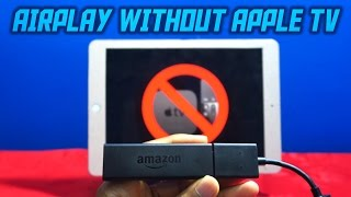 Video AIRPLAY TO YOUR TV WITHOUT APPLE TV! (SCREEN MIRRORING) download MP3, 3GP, MP4, WEBM, AVI, FLV Agustus 2018