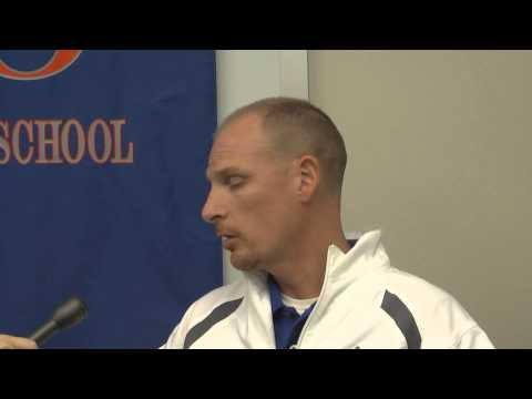 Sean German, Argenta Oreana High School Principal