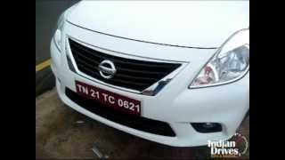 New Nissan Sunny first Impression By Indian Drives