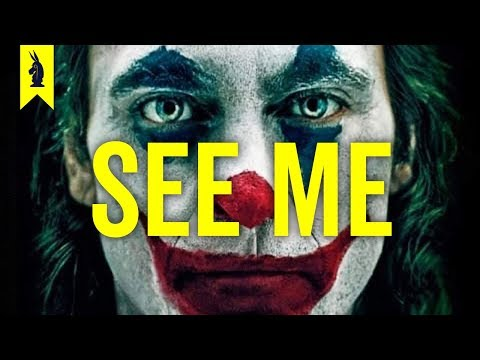 JOKER and The Quest for Recognition – Wisecrack Quick Take