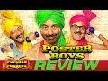 Poster Boys Review | Shreyas Talpade | Sunny Deol | Popcorn Pe Charcha | Amol Parchure | ADbhoot