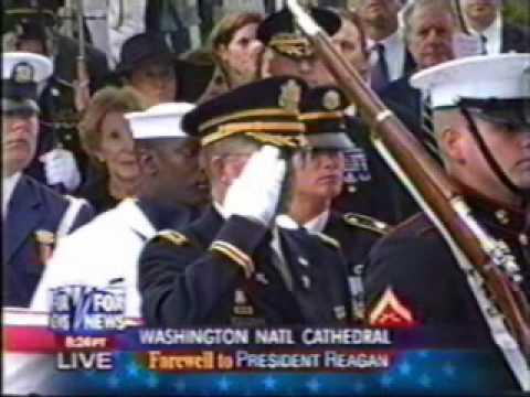 Reagan National Funeral Part 1