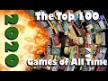- The top 100 games of all time 2020