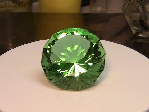 Faceting Gemstones: Cutting A Huge Gem  2