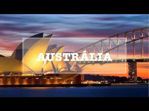 Tchau Brasil! Hello Austrália!
