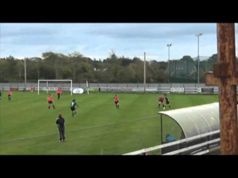 Peamount United player scores wonder goal