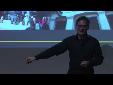 David Anderson, Architects without Frontiers TNL