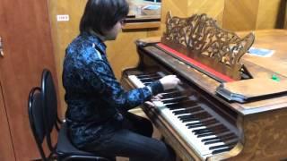 Уникальный рояль