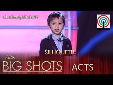 Little Big Shots Philippines: Alexander | 5-year-old Spelling Master