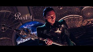 All Loki appearances/scenes in Thor 1  (Part 1)