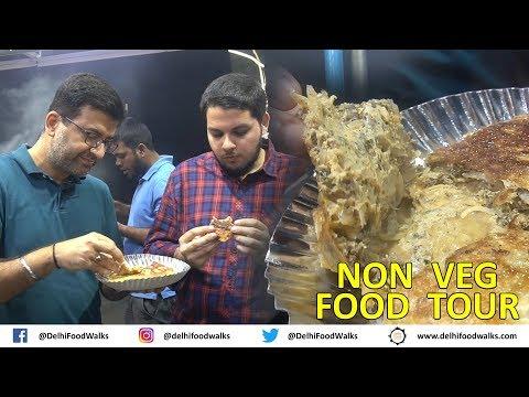 NON-VEG Food Tour in FRAZER TOWN | Bangalore Food Tour | Karnataka Food Tour