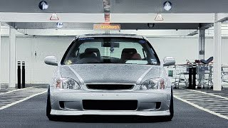 *SUPERCHARGED* HONDA CIVIC EK K20 500 BHP!!
