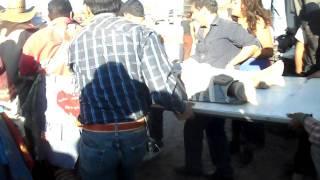 JARIPEO RANCHERO TRASLADO DE EL RAYITO FRACTURADO
