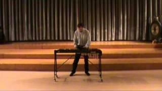 El Pájaro de Fuego - Xilófono - David Valdés.
