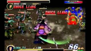 Dynasty Warriors 2- Wu Zhang Plains part 1