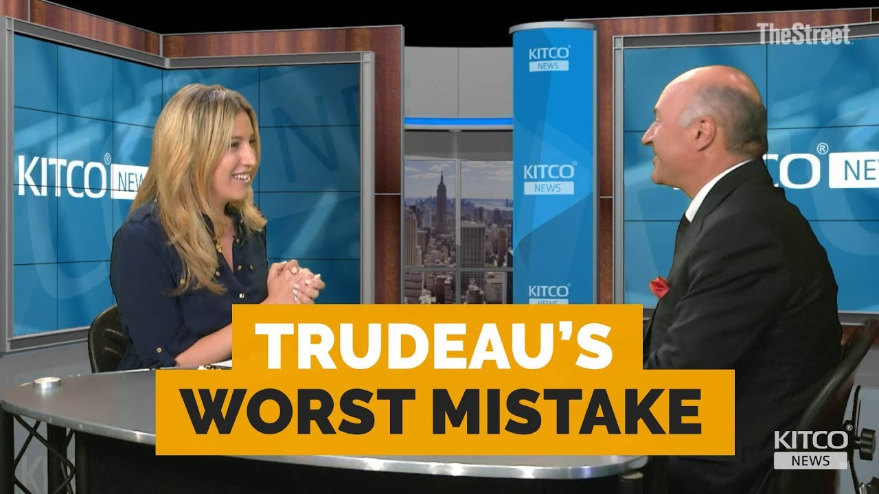 Image result for Kevin O'Leary talks Justin Trudeau's biggest mistake
