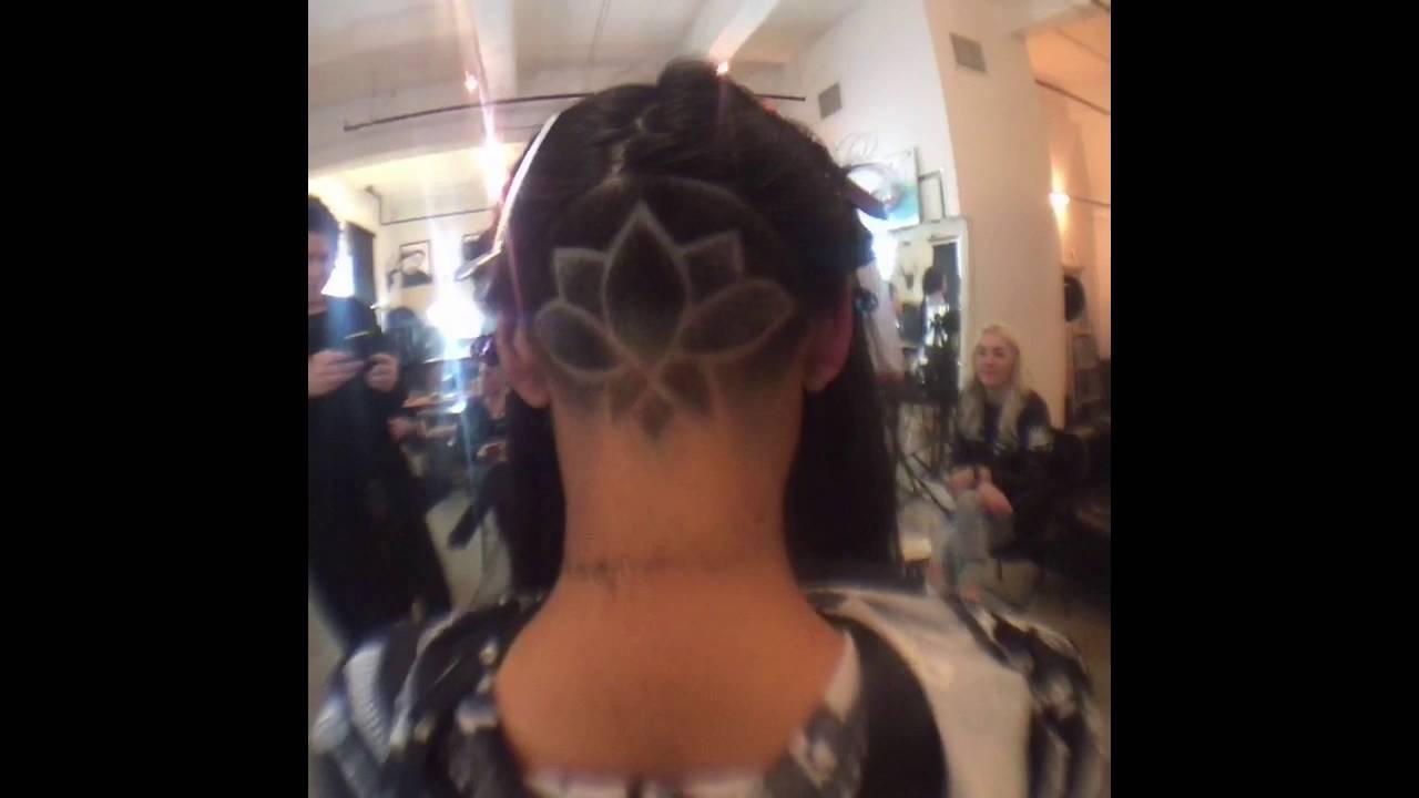 Lotus Undercut