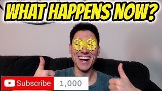 What Happens When You Reach 1000 Subscribers On Youtube in 2018 | The Frustrated Gamer VLOG