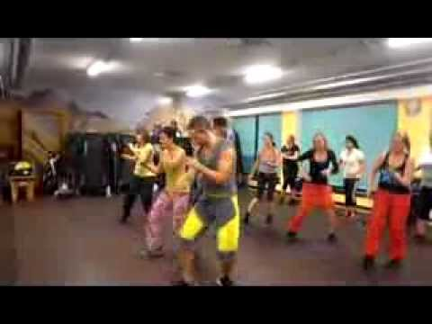 Kat DeLuna ft. Busta Rhymes- Run the Show – ZUMBA PETROS