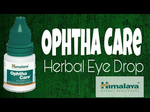 Opthacare (Himalaya): Best Herbal Eye tonic for computer users. Buying Options Given Bellow.