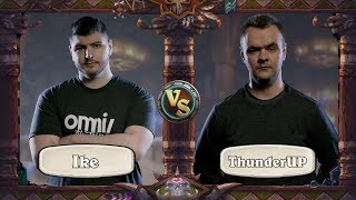 Ike vs. ThunderUP - Initial Match - HCT Winter Championship 2019
