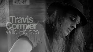 Travis Cormier - Wild Horses (Cover)