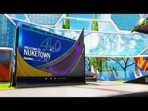 Nuketown 4.0 in Black Ops 4..
