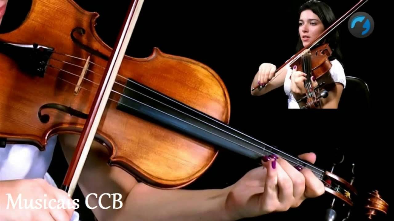 hinos novos ccb tocados