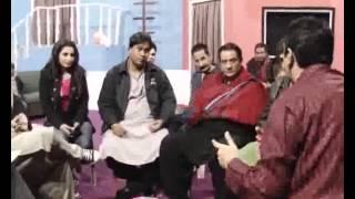 Actor Zafri Khan Direct New Stage Drama Aag Bujha Do Rehearsal Pkg By Zain Madni City42 NEW