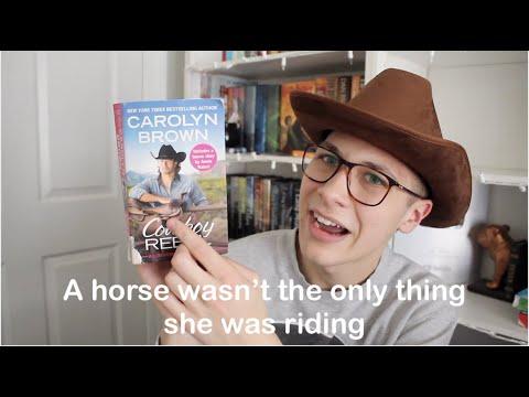 I Read A Cowboy Romance