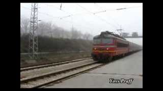 Trenuri / Trains - Ruse (Bulgaria) - 21.11.2010