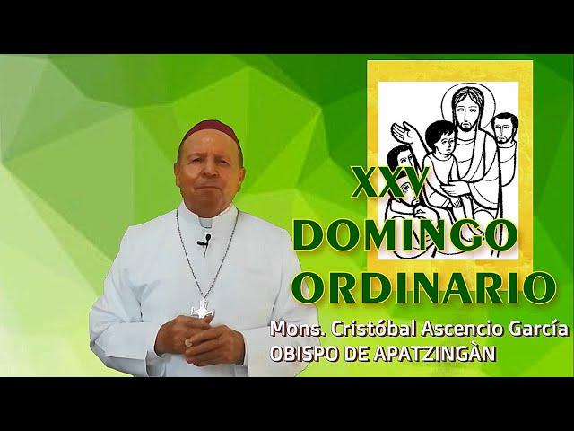 XXV DOMINDO ORDINARIO 2021