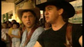Lee Kernaghan - Boys From the Bush (original music video)