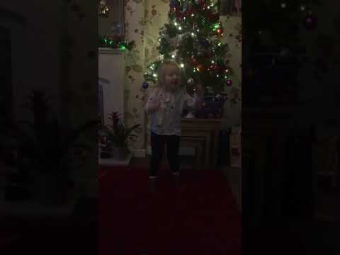Christmas pudding song