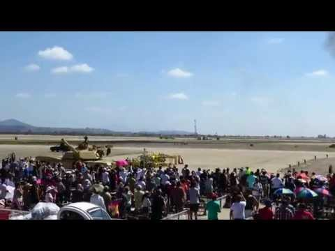 Marine Air-Ground Task Force Demo (MAGTF) 2015 Miramar San Diego Air Show