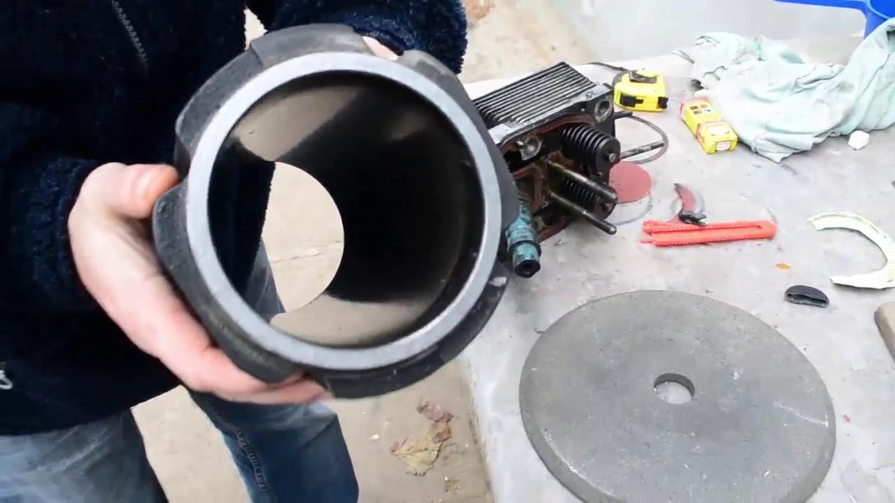 Модернизация трактора Т-40 - YouTube