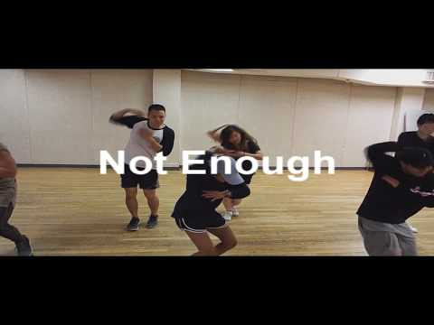 ISAworkshop: Not Enough - LIDO feat. THEY |  Neely Karan Choreography