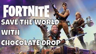 Fortnite Save The World Gameplay - Valentine Event Stream