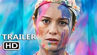 UNICORN STORE Official Trailer (2019) Brie Larson, Samuel L. Jackson Movie