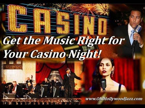 Santa Barbara Casino Party Rentals - Get the band right!