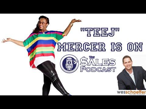 """Media Mavericks Owner """"TeeJ"""" Mercer on The Sales Podcast"""