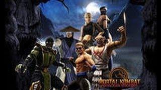 Прохождение Mortal kombat Shaolin Monks 2 серия (Академия Ву Ши)